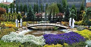Peyzaj ve Çiçek Satış merkezi açılışı yapıldı