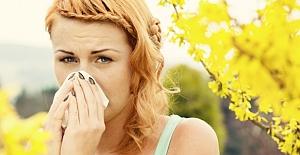 Polen alerjisinden korunmak için 7 öneri