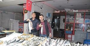 Ramazan öncesi balık çeşitliliği