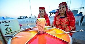 Ramazan ruhu Ulu Cami meydanını saracak