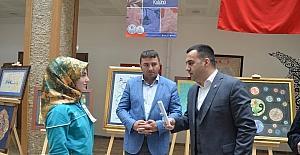 Rize'de el sanatları sergisi
