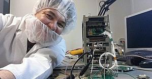 Sabancı Üniversitesi'nde tasarlanan x ışını algılayıcısı Dünya yörüngesine bırakıldı