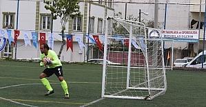 Şahinbey Belediyesi ampute takımının milli gururu