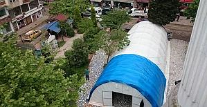 Sahur çadırı belediye desteğiyle devam ediyor