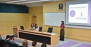 SAÜ'de 'Yoga ve Nefes' başlıklı eğitim düzenlendi