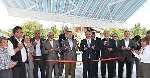 Şehit Musa Cami açıldı