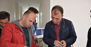 Selim Gençlik Merkezi'nin yapımı devam ediyor