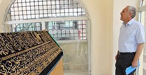 Şeyh Muhammed El-Münkedir Camii ibadete açıldı