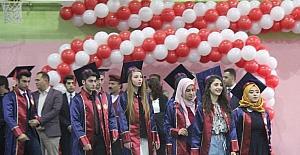 Sivas Lisesi 130. Mezunlarını verdi.