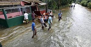 Sri Lanka'da doğal afet sonucu ölü sayısı 146'ya yükseldi