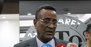 Sudan Cumhurbaşkanı Yardımcısından...