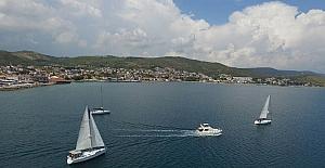 Tanju Okan Yelkenli Yat Yarışları başladı