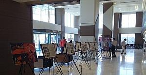 """""""Tarihin Tanıkları"""" VM Medical Park'ta sergileniyor"""
