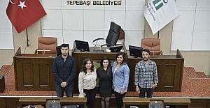 Tepebaşı Belediyesi Gençlik Meclisi'nde yeni dönem