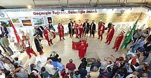 Trabzon'un mehteri Ankara'da coşkuyu verdi