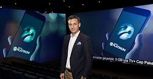 Turkcell Platinum'un yenilikleri 270 derece sinemada tanıtıldı