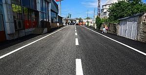 Tuşba Belediyesi asfalt sezonunu açtı