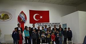 Uçhisar Belediyesi 19 Mayıs Satranç Turnuvası tamamlandı