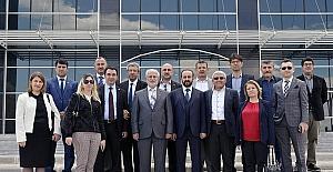 UNİKOP Kütüphane ve Dokümantasyon Daire Başkanları toplantısı