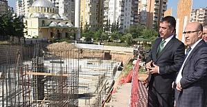 """Vali Demirtaş: """"Yaşlılarımız modern bir barınma merkezine kavuşacak"""""""