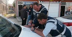 """Van'da """"Türkiye Güven-Huzur-6"""" Uygulaması"""
