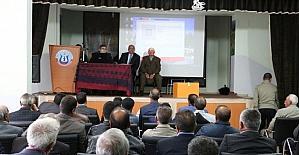 Varto'da Köylere Hizmet Götürme Birliği toplantısı
