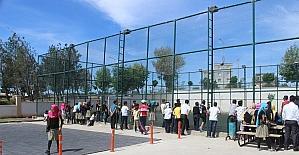 Yavuzeli okullararası turnuva şampiyonu