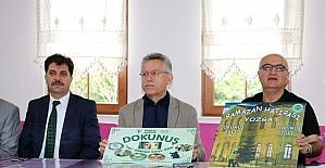Yozgat'ta ihtiyaç sahibi çocuklar için 'Dokunuş Projesi'