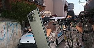 500 polislik ekiple PKK/KCK operasyonu