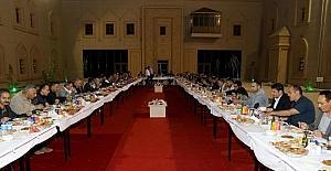AİÇÜ'de iftar yemeği