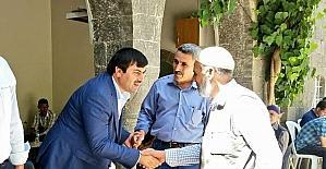 AK Parti İlçe Teşkilatında Bayramlaşma