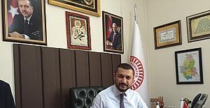 """AK Parti milletvekili Açıkgöz: """"Ramazan Bayramınız Mübarek Olsun"""""""