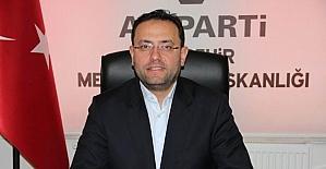 AK Parti Milletvekili Gizligider Ramazan Bayramını kutladı