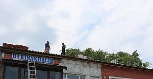 Akçakoca'da sokaklar tek tek iyileştiriliyor