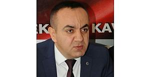 """Akkaya:""""PKK, Türk öğretmenleri yıldıramayacak"""""""