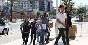 Alanya'da bin 309 adet uyuşturucu hap ele geçirildi