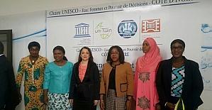 Atasoy, Abidjan'a ziyaret gerçekleştirdi