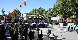 Atatürk'ün Tokat'a gelişinin 98'inci yıldönümü kutlandı