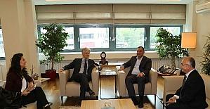 Avusturya Büyükelçisi'nden veda