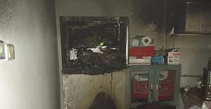 Aydın'da alev alan buzdolabı evi kül ediyordu
