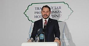 """Bakan Berat Albayrak: """"15 Temmuz'a birileri kontrollü darbe diyorsa, ya bu darbenin içindedir, ya da destekçisidir"""""""