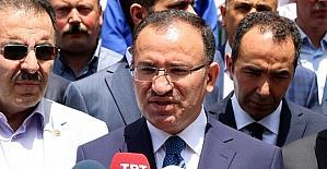 """Bakan Bozdağ: """"Türk yargısının kararını etkileyeceğini düşünenler boşuna yoruluyorlar"""""""
