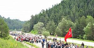 Balçova'dan Adalet Yürüyüşüne destek