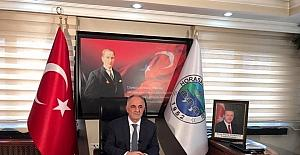Başkan Aydın'dan bayram kutlaması