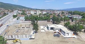 Başkan Toçoğlu, Hendek'te incelemelerde bulundu
