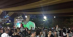 Başkentte AKGO ve Vortex Lazer işbirliğinde iftar