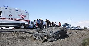 Batman'da trafik kazası: 3 yaralı