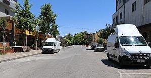 Bayramda Gaziantep sokakları boş kaldı