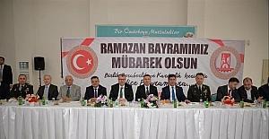 Bilecik'te protokol bayramlaşması gerçekleştirildi