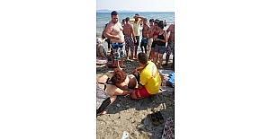 Boğulmaktan cankurtaran ekipleri kurtardı